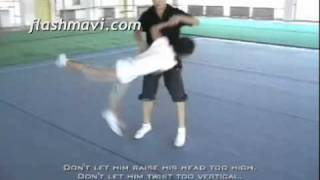 Training Method for the Butterfly Twist - Spotting - Wushu Lesson