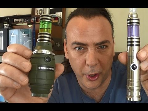 Innokin Cool Fire Review! PLUS GIVEAWAY NEWS -IndoorSmokers