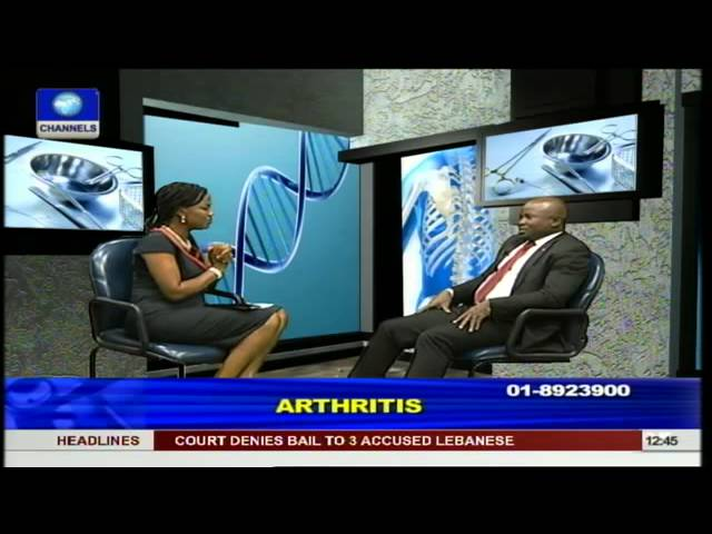 Arthritis and How To Handle It PT2