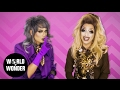"FASHION PHOTO RUVIEW: Raja & Bianca on RuPaul's Drag Race Season 9 Episode 8 ""RuPaul Roast"""
