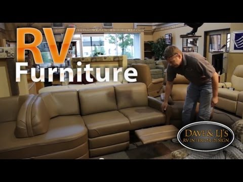 RV Furniture Recliners Chairs Sofas Sleepers YouTube