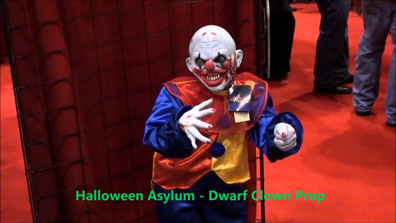 midget clown killer
