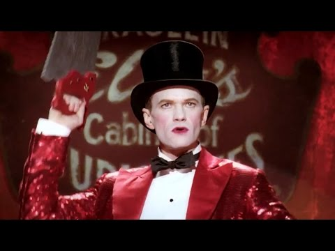 First Look: Neil Patrick Harris Guest Stars on American Horror Story: Freak Show