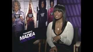 "Keshia Knight Pulliam Interview (""Madea Goes to Jail "")"