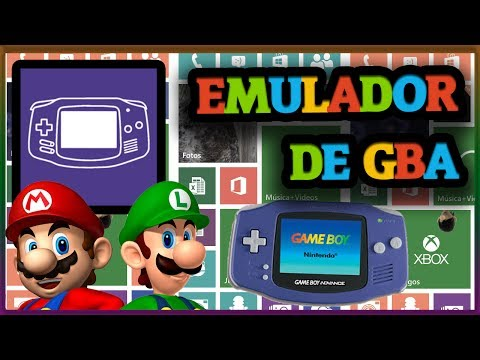 VBA8   Emulador GBA para Windows Phone 8