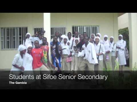 Global Youth Video Project: Do you have shoes?