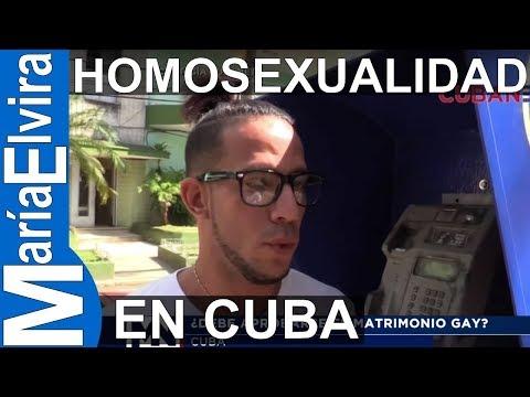 Homosexualidad en Cuba