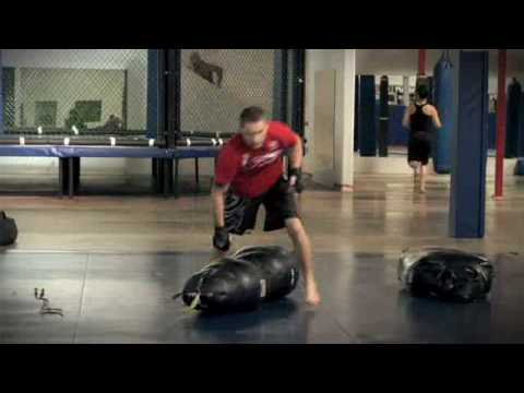 MMA Workout Drills Image 1