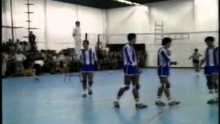 Voleibol :: Porto - 0 x Sporting - 3 de 1989/1990