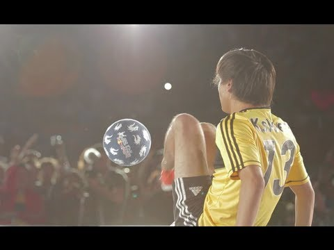 Freestyle football competition - Red Bull Street Style 2012 Mexico