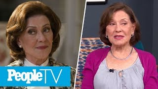Kelly Bishop On Why Amy Sherman-Palladino Left S7 Of Gilmore Girls | PeopleTV