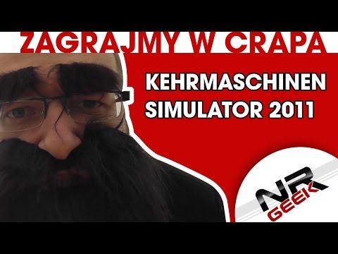 Zagrajmy w crapa #62 Kehrmaschinen Simulator 2011 1080p 60fps
