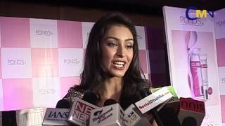 Miss India Navneet Kaur Dhillon - The New Brand Ambassador Of Ponds