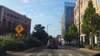 Downtown Champaign IL Driving