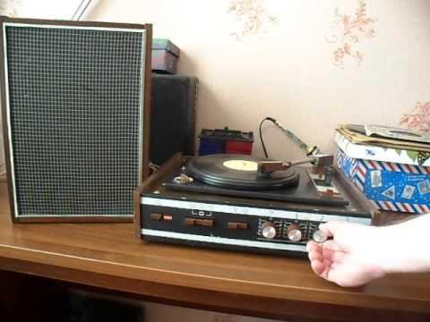 Электрофон Россия 325