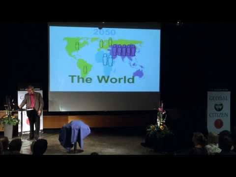 Global Citizen: Hans Rosling at The University of Oslo: