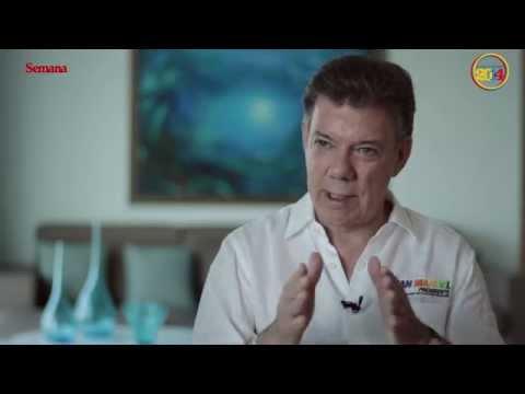 Elecciones 2014: Juan Manuel Santos