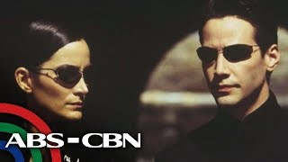Hollywood stars Keanu Reeves at Carrie Anne Moss, balik-pelikula sa 'Matrix 4' | UKG