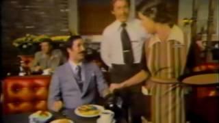 Big Boy restaurants 1978 TV commercial