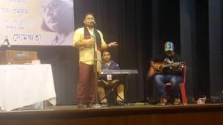 Alga Koro Go Khopar Badhon Nazrul Geeti by Rahad Kabir