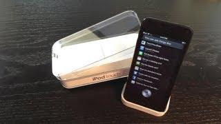 Siri on 5th Generation iPod Touch 5G Review and Speed Test