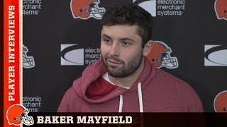 Baker Mayfield: We are building a franchise here | Cleveland Browns