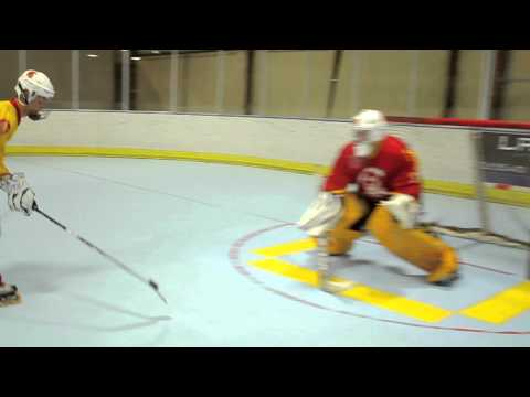 Two USC teammates, one trick-shot artist and one goaltender, mess around after a practice. What occurred was absolutely ridiculous. This video is a tribute t...