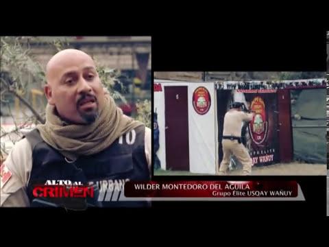 Usqay Wañuy en alto al Crimen Primera Parte  Octubre 2013
