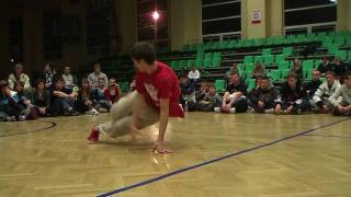 BBoy Orginalny II - 1vs1 part3