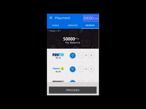 Proof: Earn Unlimited Money In Paytm , Amazon , & Flipkart By Playing Simple Game