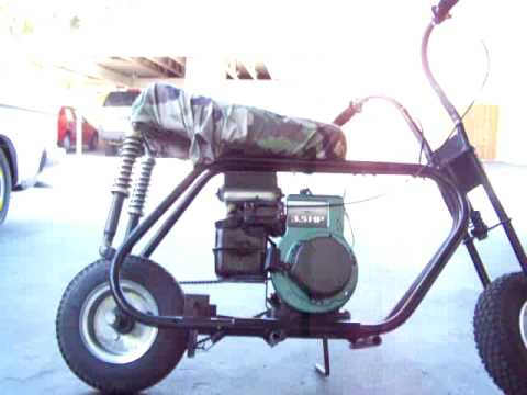 Craigslist Bikes Vintage Mini Bike on San Diego