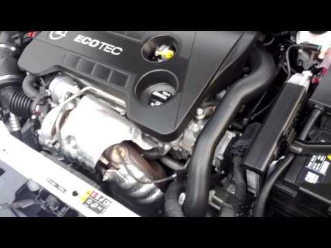 1.6T SIDI Engine Sound