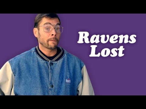 Dad pokes a little fun at the neighborhood Ravens fan. (Yeah, we know the Ravens made it further than the Steelers, but it's all in good fun!) Who are YOU ro...