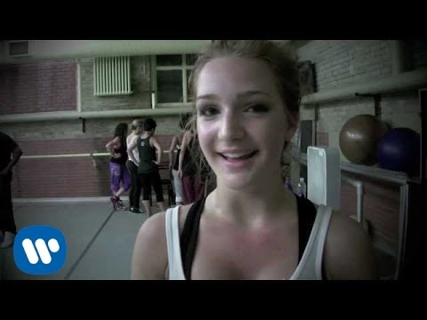 Victoria Duffield - Shut Up and Dance rehearsal montage + behind...
