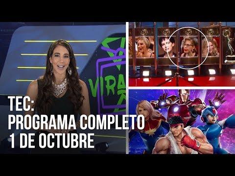 TEC - 1 De Octubre 2017 (programa Completo)