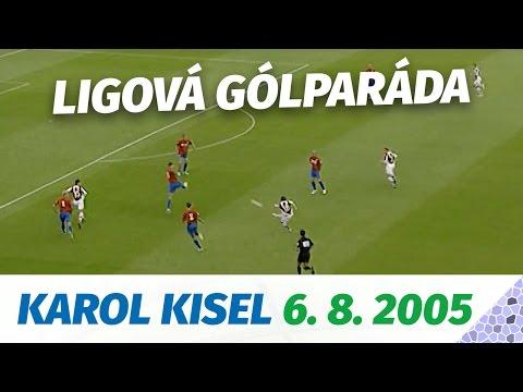 Ligová gólparáda - Karol Kisel