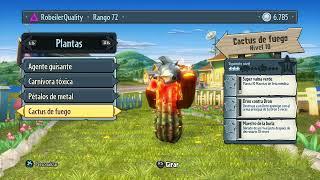 Plantas VS Zombis: Garden Warfare =Todos Los Personajes Planta / All characters Plants=