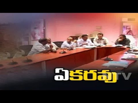 Central Teams Visits Drought and Flood Affected Areas in AP