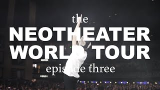 AJR - NEOTHEATER WORLD TOUR DOC (EP. 3)