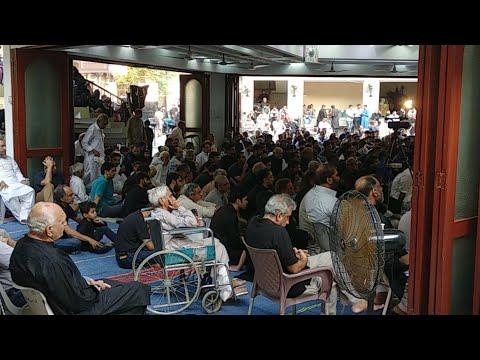 Majlis No.07 - Allama Muntazir Abbas Naqvi - 2019
