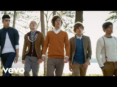 One Direction - Gotta Be You Music Videos