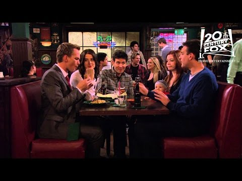How I Met Your Mother - Sign Above Bar