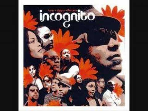 incognito let the music play: