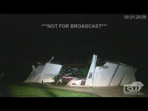 7-17-16 Herscher, IL Tornado, Damage
