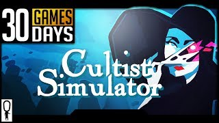CULTIST SIMULATOR Impressions - FROM JANITOR TO CULT LEADER - 30 Games in 30 Days (17/30)