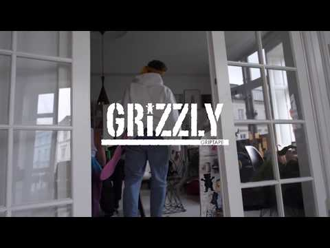Grizzly Griptape x JHF Fall 2017 Griptape Featuring Boo Johnson