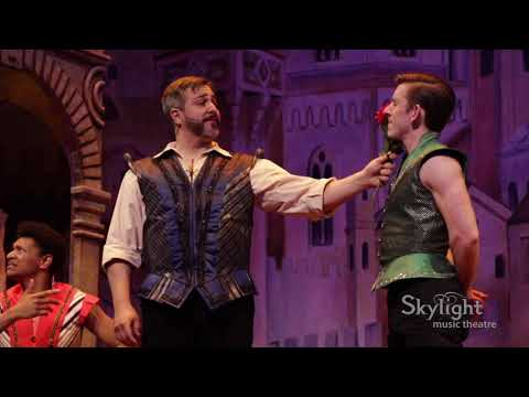 """Kiss Me, Kate"" at Skylight Music Theatre"