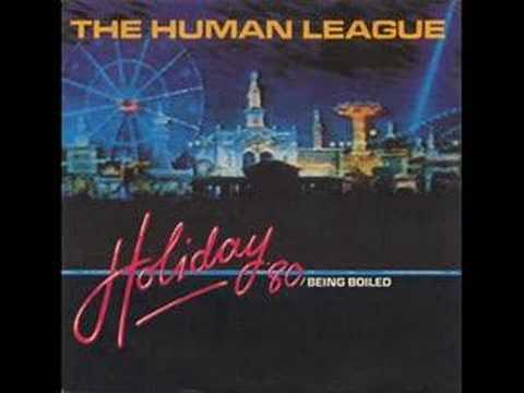 Human League - Marianne Video