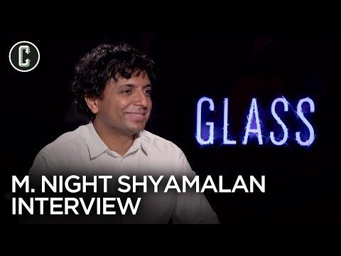 Glass: M. Night Shyamalan Interview