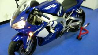 SLXI - simply SPORT BIKES: MSN375 - 2001 Yamaha YZF-R1 FOR SALE